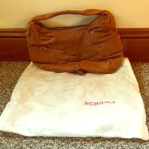 BCBGirls Buckle Bag